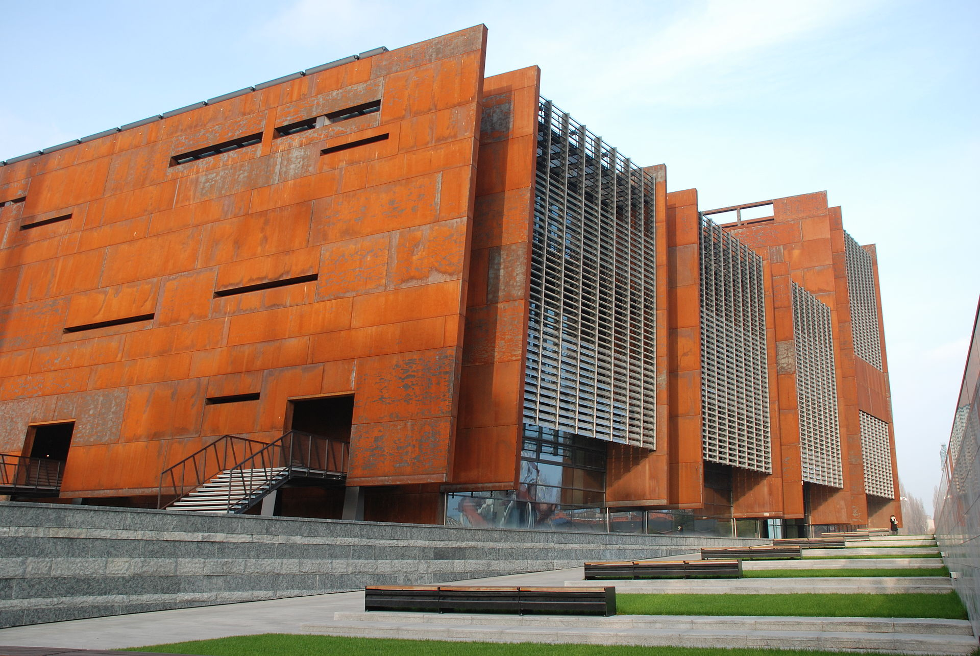 European Solidarity Centre in Gdansk